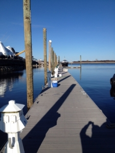 Docks and pilings repaired to get boaters back in slips early this season
